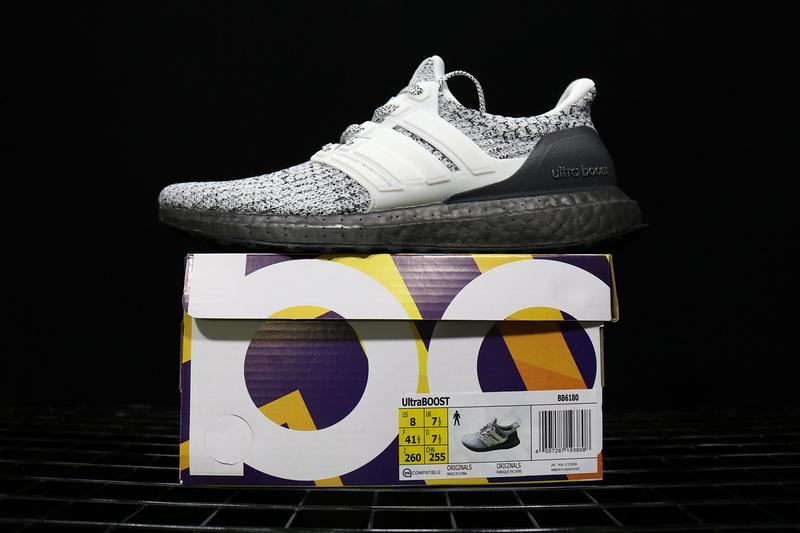 2fafa5850506d6 High Quality UltraBoost 4.0 Cookie Cream Running Shoes Men Women Ultra Boost  3.0 Uncaged Primeknit Runner Black White Snow Sport Sneaker Racing Shoes  Good ...