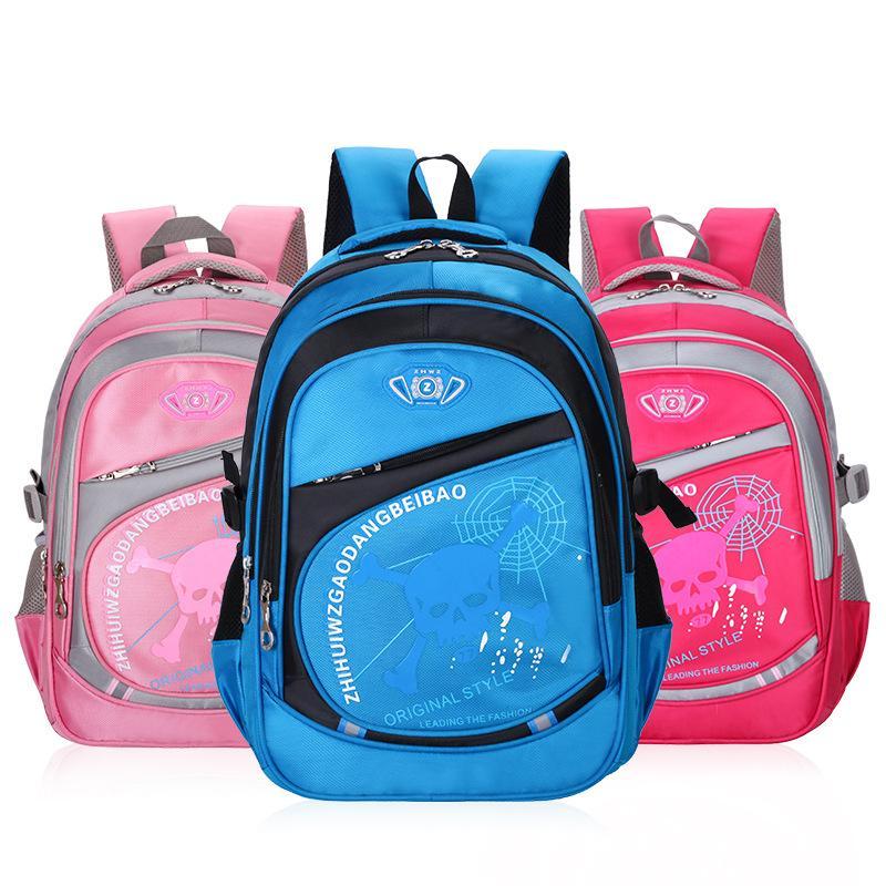 92f2178ccce5 2018 Waterproof Nylon Patchwork School Bags For Girls Boys School Backpack  Kids Bag Escolar Infantil Pink Rucksack Backpack Boys Backpacks From  Delina