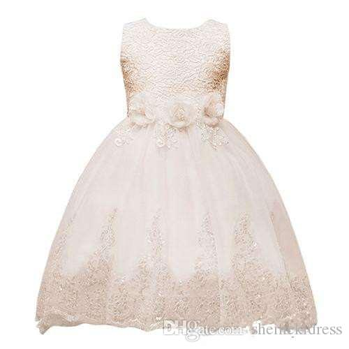 2018 New Cheap Cute Purple Girl's Ball Gown Pageant Dresses Sequin Sleeveless Embroidery Princess Long Shining Flower Girl's Dresses