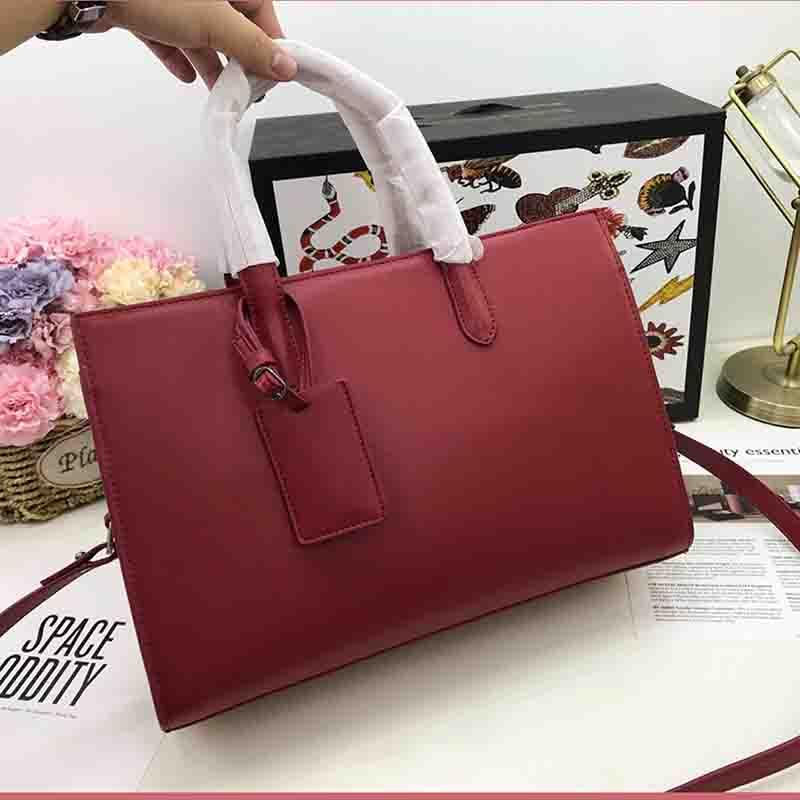 0628cf62dff1 Women Genuine Leather Tote Bag Big Shopper Bag Fashion Real Leather  Handbags Purses High Quality Sac De Jour Luxury Designer Shoulder Bags  Toting Leather ...