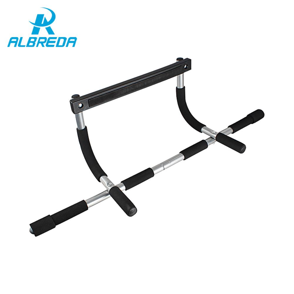 2019 Albred Black Body Fitness Exercise Home Gym Gymnastics Workout