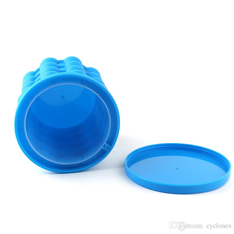 Ice Cube Maker Genie The Revolutionary Space Saving Coozie Irlde Ice Genie Kitchen Tools Ice Buckets Outdoor Games Water Beer Drinks Coolers