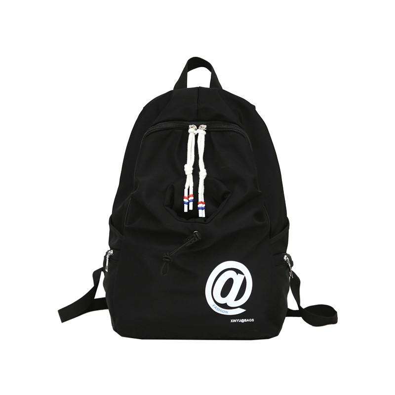 9eb2244c05 2019 Korea Style School Bag Water Proof Student Double Shoulder Bag Fashion  Design And Beautiful Color Boy Girl Student Backpack From Jacksportshop