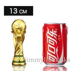 أحدث هذه كأس العالم لكرة القدم الراتنج كأس أبطال تذكارية كبيرة لل13CM حجم هدية، 21CM، 27CM، 36CM 14.17 ' كهدية المراوح أو كول