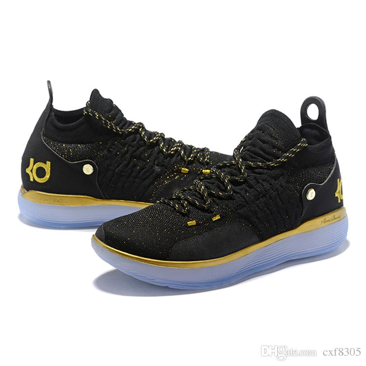 8977e1ffc16 KD11s Basketball Shoes Kevin Durant 11 Zoom Mens Running Athletic Off Shoes  White Luxury KD EP Elite Low Sport Women Sneakers Designer Shoes Barkley  Shoes ...