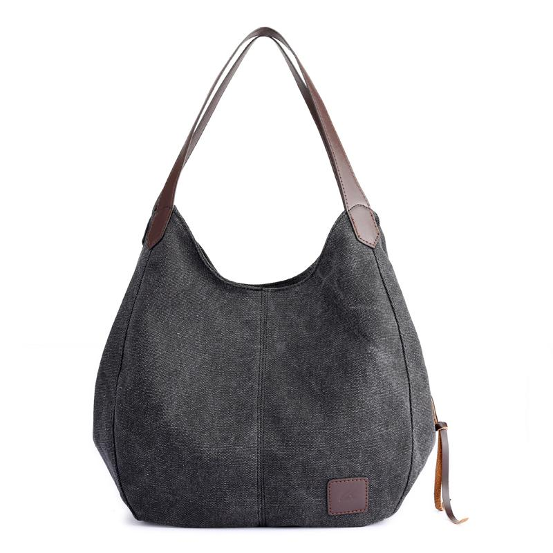 b53365a2734f New Vintage Women Hobo Handbag Women Shoulder Bags Hot Retro Luxury Brand  Female Bag Woman Small Bags Casual Tote Black Bolsas Designer Handbags On  Sale ...