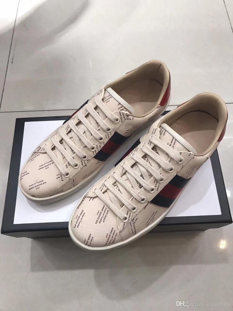 c8ee1ace6ac4 Fashion Brand Shoes Designer Men Women Sneaker Casual Shoes Top ...