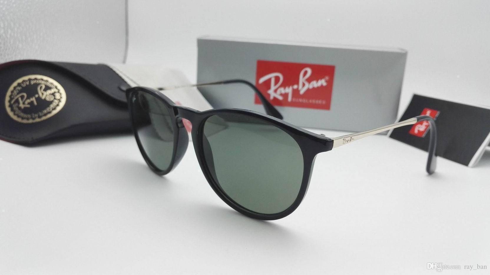 Großhandel Luxus Ray Marke Polarisierte Sonnenbrille Männer Frauen ...