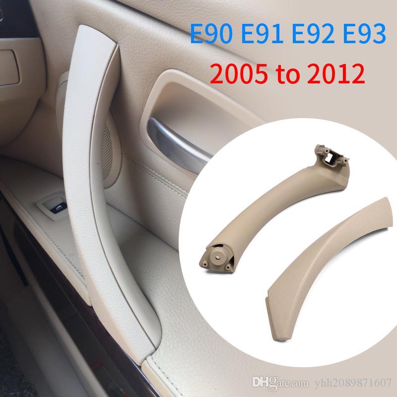 Abs Car Inner Door Armrest Trim For E90 E91 E92 E93 Car Inner Door