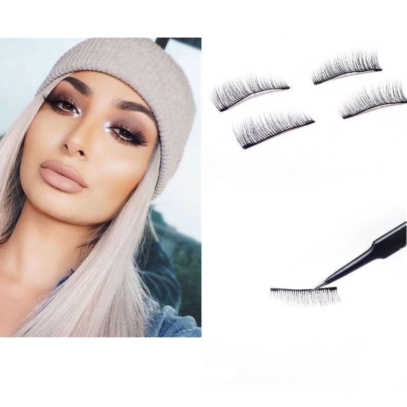 False Eyelashes Natural Makeup 3d Mink Lashes Long Fake Eyelashes