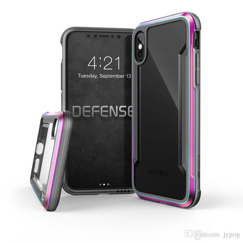 For iPhone XS XR XS Max Case Defender Case High Impact Hard Rugged Back Cover Phone Case Carefully built for iPhone XR