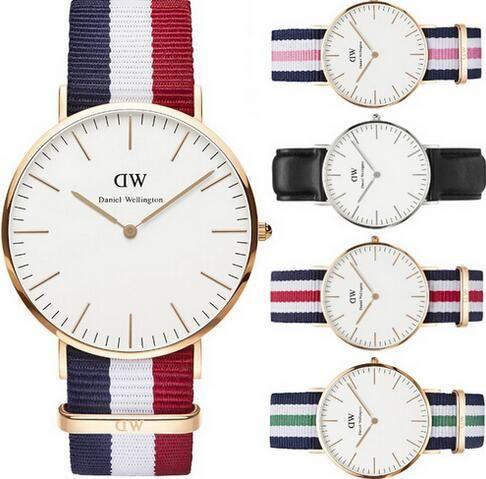 8a599d2c79ce4 New 40mm Mens Daniel Wellington s Watches Men Luxury Brand Watch ...