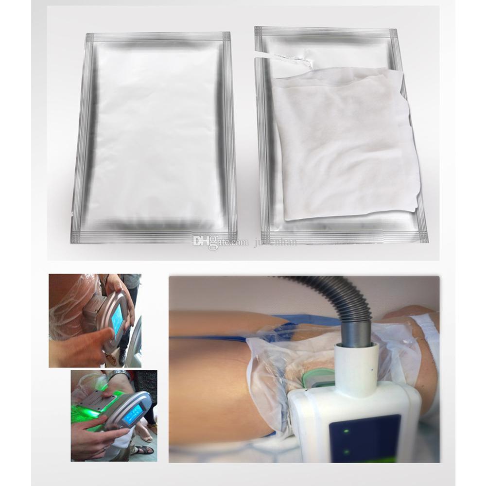 Professionnel Cryolipolysis Minceur froid Cryo Sculpting beauté machine Utiliser antigels Membrane Cryo graisse minceur utilisation de tampons de film à membrane