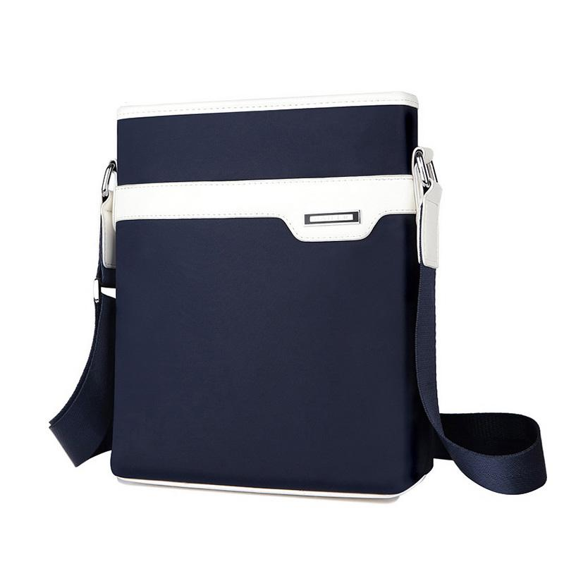 5c813b6d3 Fashion Mans Bag Office Nylon Briefcase Man Shoulder Bag Casual ...