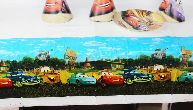 Cars Theme Boy Birthday Party Decoration Birthday Party ... on