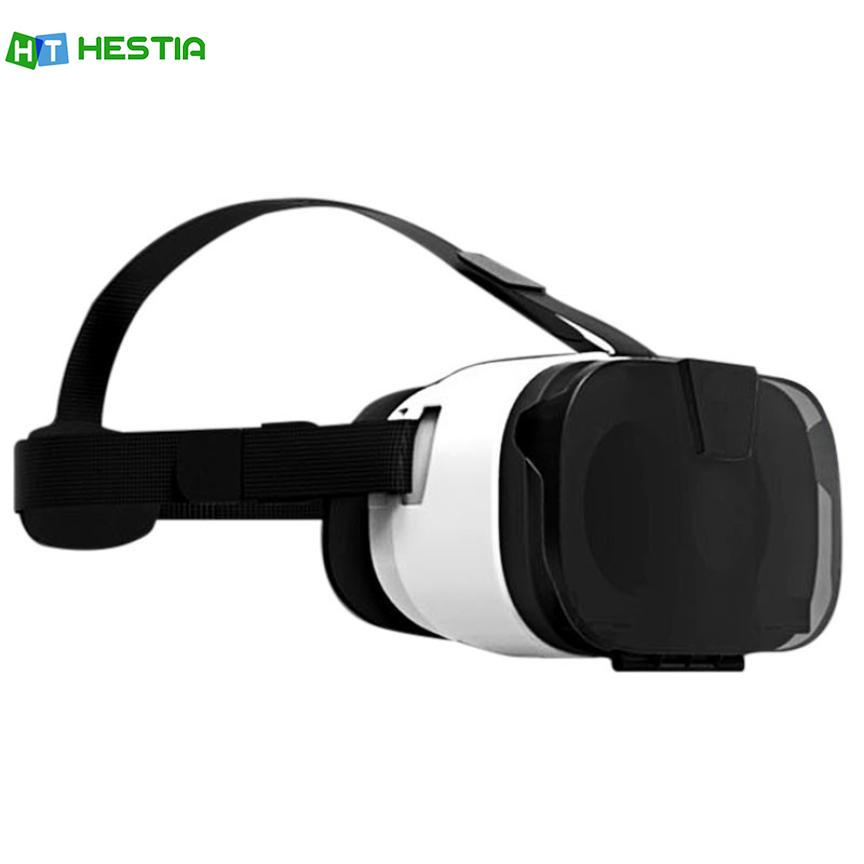 HESTIA 3D VR Glasses Virtual Reality Smartphone Helmet Lens 3D Immersive  for 4 7 ~ 6 Inch Mobile Phone