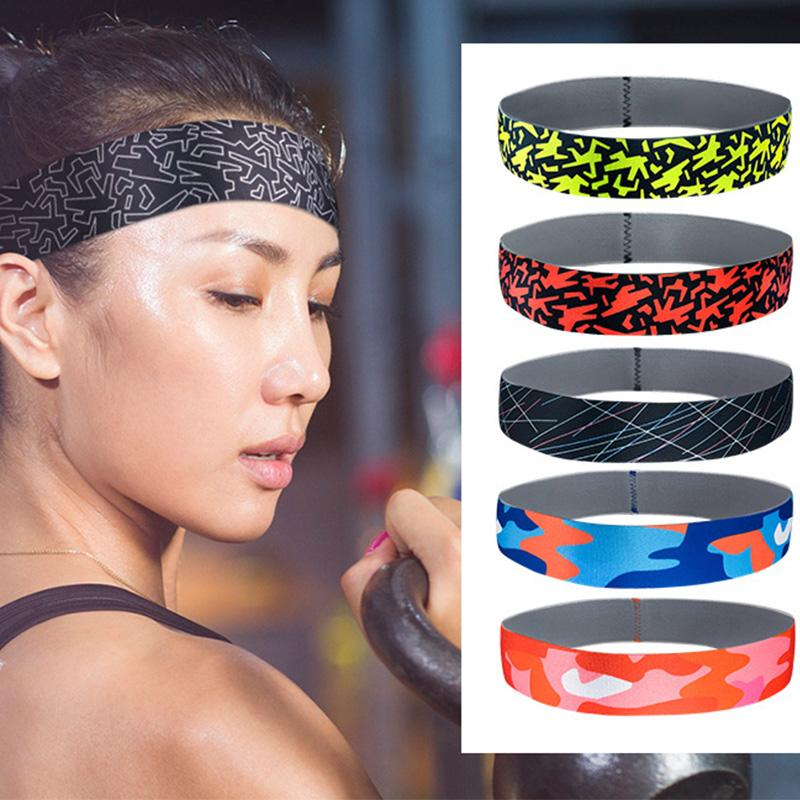 30e08f8ccbc6 2019 Wholesale Dropshipping Absorbent Headband Sweatband For Men Women Yoga  Hair Head Sweat Head Band 2018 NEW Sports Fitness Running From Comen