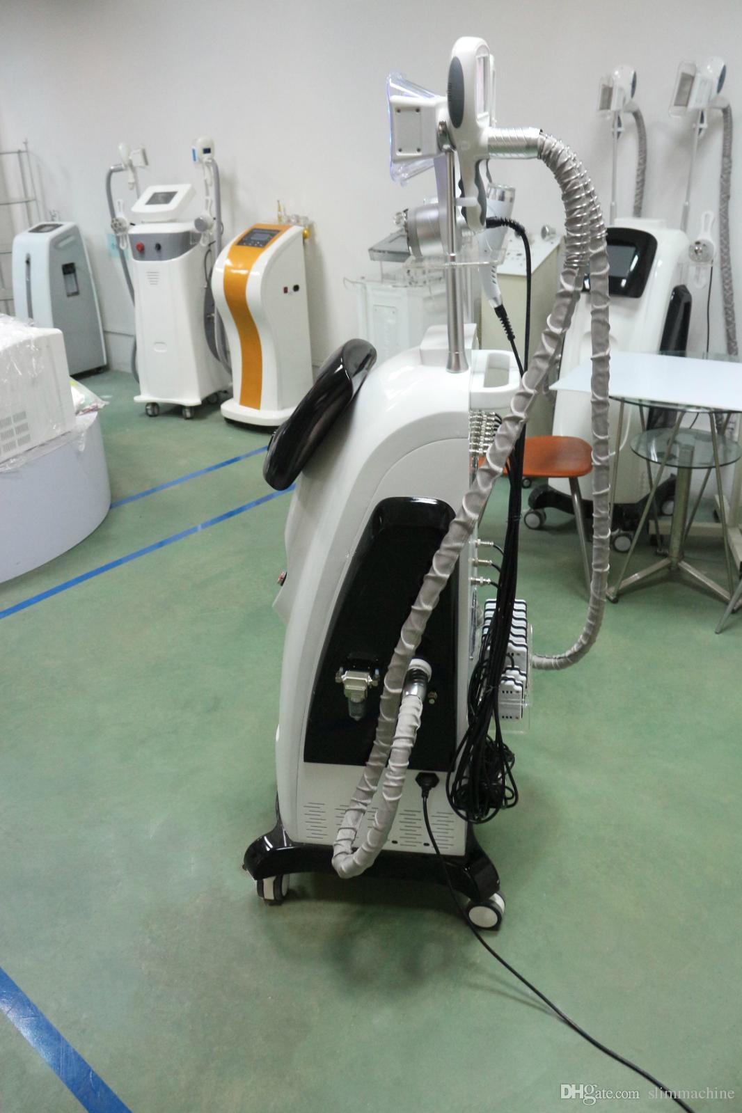 2020 nuevo estilo !!! Cryolipolysis Machine 5 en 1 Handles Dobles Cryolipolysis Multifunción Freeze Freeze Slimming Machine