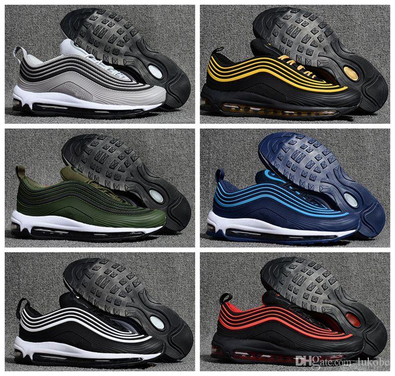 Tienda Nike Air Max 97 Ultra 17 Triple Blancas Mujer 917704 103