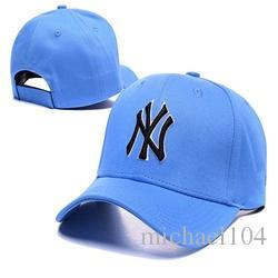 Compre Ajustable Nueva York Sombrero Ny Snapback Cap Hombres Baloncesto  Fútbol Hip Pop Gorras De Béisbol Hip Hop Gorra De Béisbol Sombrero A  6.84  Del ... c01a000c397