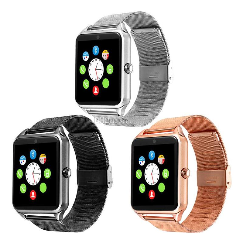 60e54ca37c Bluetooth Smartwatch GT08 Plus Smart Watch Support SIM TF Card With 1.3MP  HD Camera Notification Sync Smart Watches For IOS Android Smart Watches  Best ...
