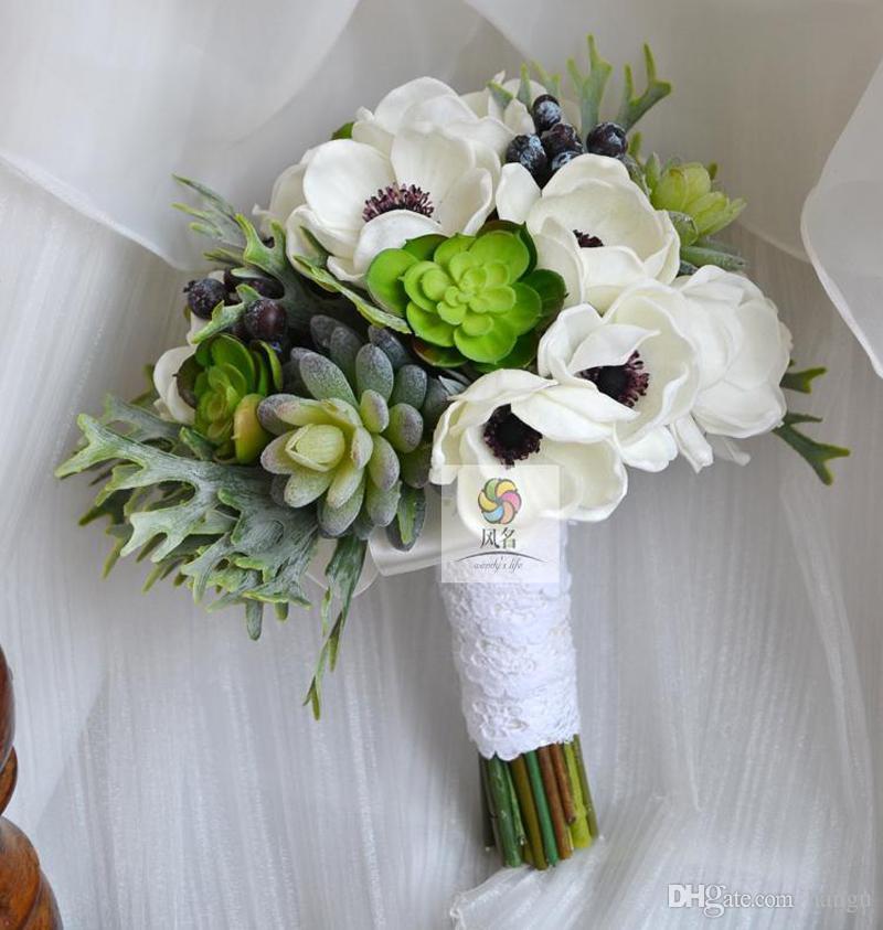 Best Handmade Wedding Bouquet Wedding Flower Floral Bridal ...