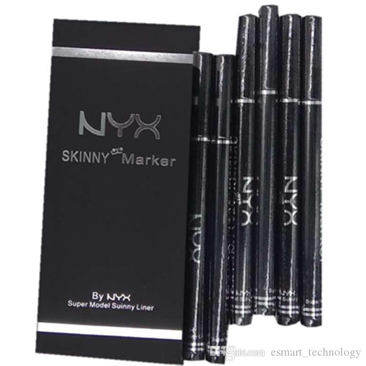 TOP Cosmetics Makeup Waterproof Black Liquid Eyeliner Eye Liner Pencil Make up Nyx cosmetics maquiagem Long Lasting