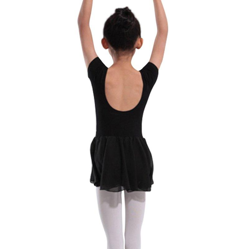 Acheter 2017 Fille Robe De Danse De Gymnastique Enfants Professionnel Ballet  Tutu Justaucorps Jupe Skate Dress Justaucorps 4 13Y LY5 De  43.46 Du Yonnie  ... b0938601d15
