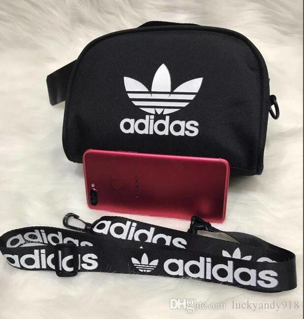 European Print Hand Bags Luxury ADIDAS Makeup Bag Jet Set Travel ... 60984fc9a8563
