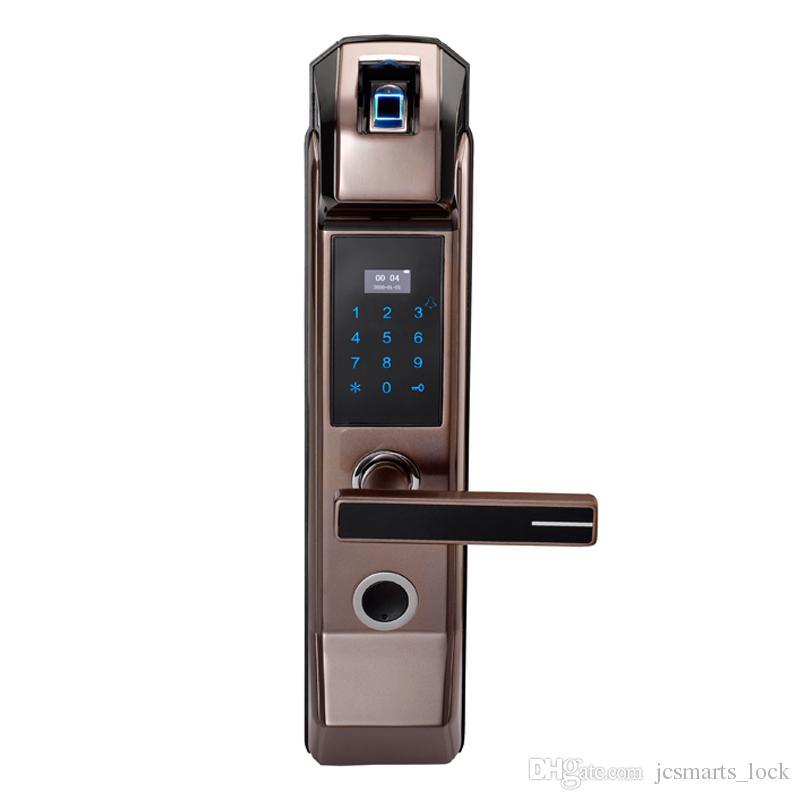 2018 Jcsmarts Door Lock Fingerprint Biometric Keyless Front Door