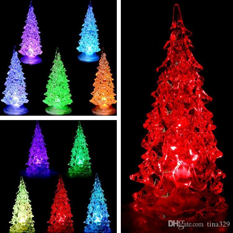 Newest Changing Christmas Decorate Christmas Tree Light LED Light Festive  Night Bright Lights For Xmas Battery Include T2I358 Christmas Ornaments  Wholesale ... - Newest Changing Christmas Decorate Christmas Tree Light LED Light