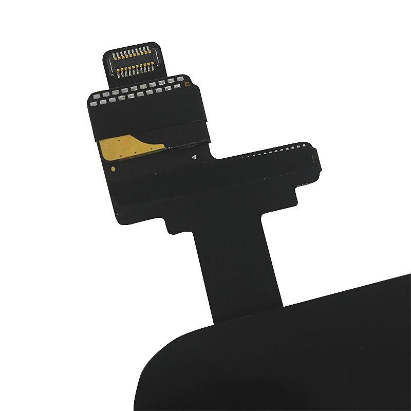 Für iPad Mini 3 Ersatzteile Touch Panel Digitizer Glas + IC-Anschluss + Home-Taste Flex