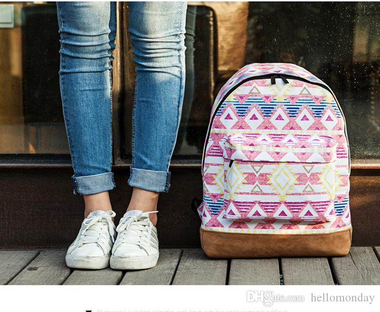 Womens Casual Style Lightweight Canvas Backpack School Bag Fashion Travel  Daypack School College Backpack Bookbags For Girls Mens Shoulder Bags  Womens Bags ... 2e17b1f06d635