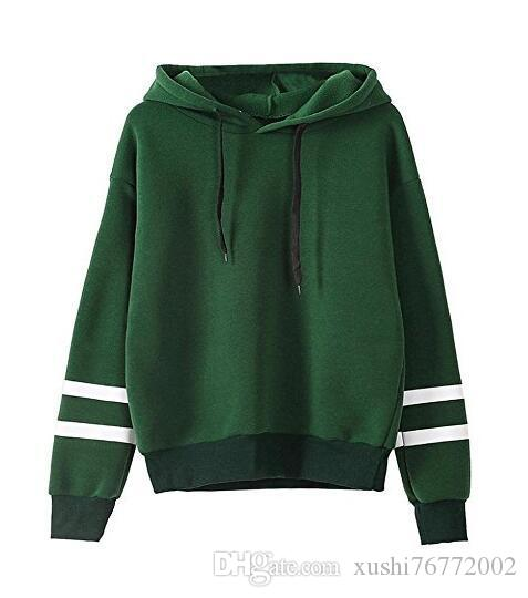 455c5d15 2019 2018 Autumn And Winter New Hot Selling Explosions Hooded Loose Long  Sleeved Sweater Coat S 2XL From Xushi76772002, $14.08   DHgate.Com