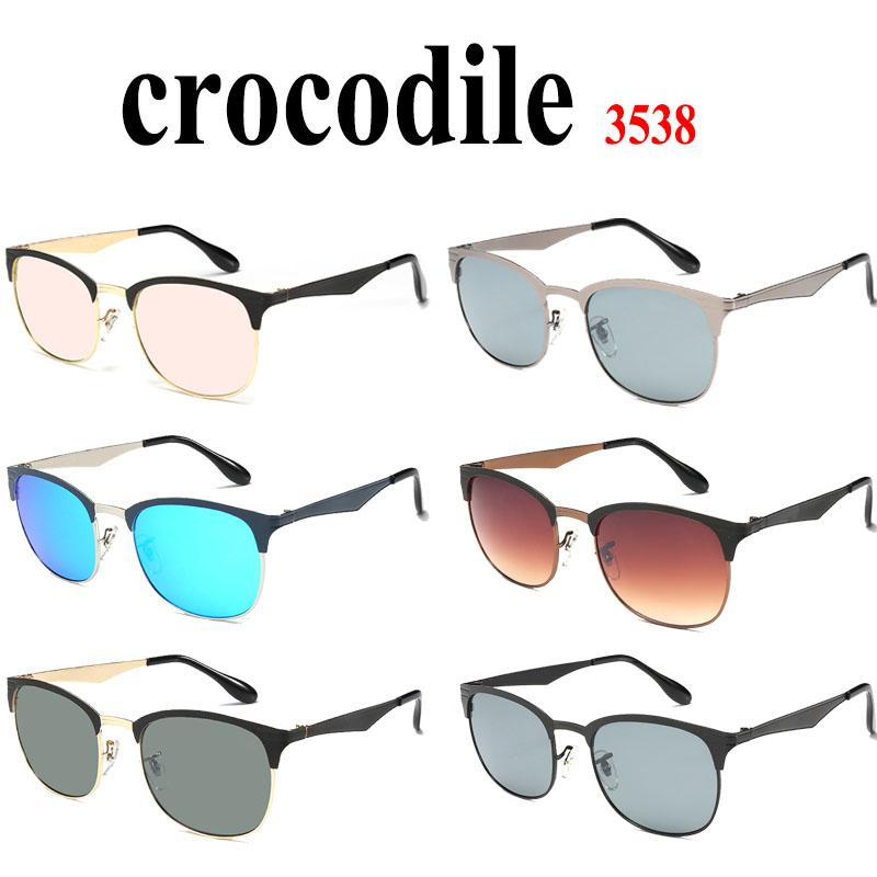 Fashion Brand Sunglasses Men and Women Metal Frame Designer Sunglasses Outdoor Sport Driving Glasses Dazzle Color Cycling sunglasses