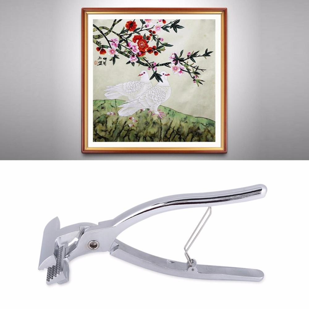 Professional Canvas Pliers Alloy Clamp For Stretching Oil Painting ...