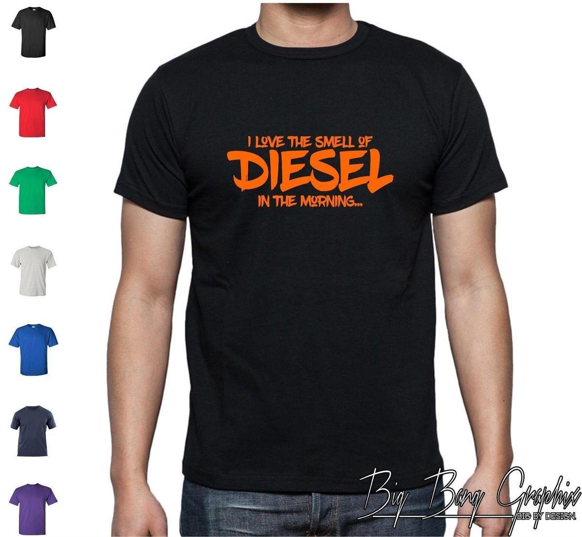 size 40 bdf53 8cd8b TRUCKER T-Shirt Herren Funny Diesel Western Star 18 Wheeler Auflieger xxx  2018 Sommer neue Männer Baumwolle Kurzarm T-Shirt Marke