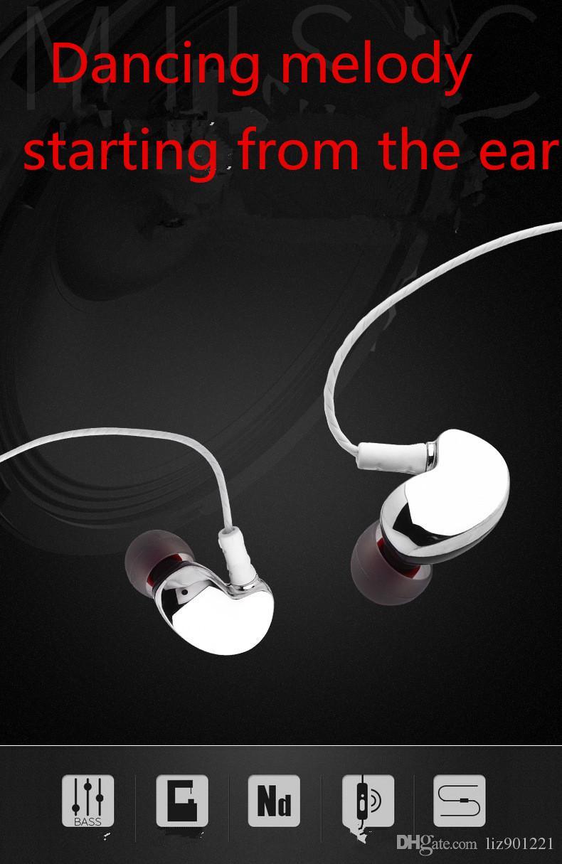 Heiße Explosion Modelle Sport Ohrhörer Ohrhörer Kopfhörer Bass Kopfhörer Kopfhörer Linie Ohr K-Band Weizen