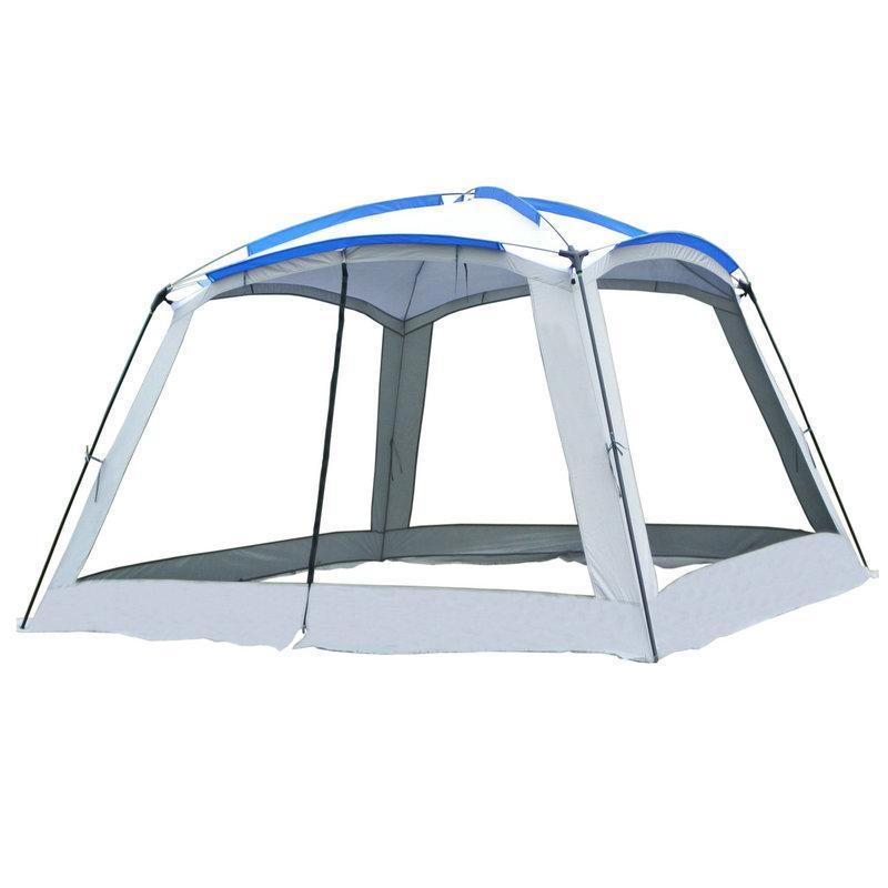 Tiendas de campaña Tienda de protección Solar para Camuflaje al Aire Libre Tienda de Pesca en la Playa Tienda de sombrillas 200X200Cm