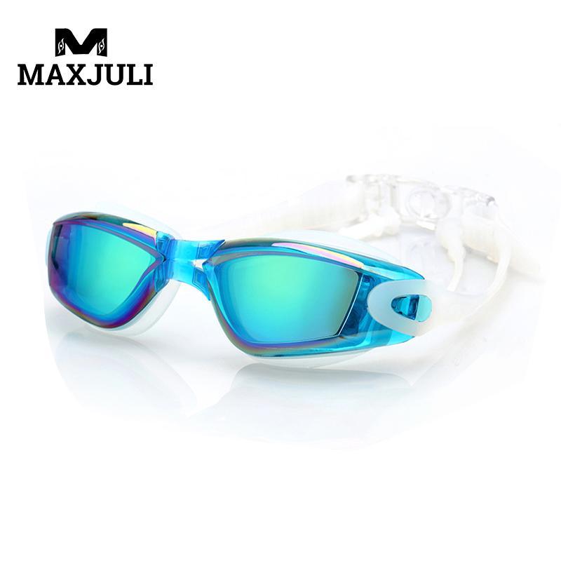 Professionelle Sicherheit Anti Nebel Schwimmen Brille Beschichtung Kinder Schwimmen Gläser Männer Frauen Kinder Brille Sport Baby Swim Brillen Sport & Unterhaltung Schwimmen