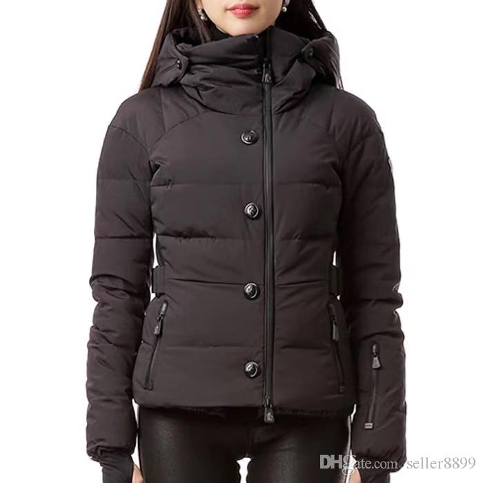 ad75dfe71 M697 Ladies Fashion Coat hot sale women down jacket winter coat thickening  Female Clothes womens hood down jacket
