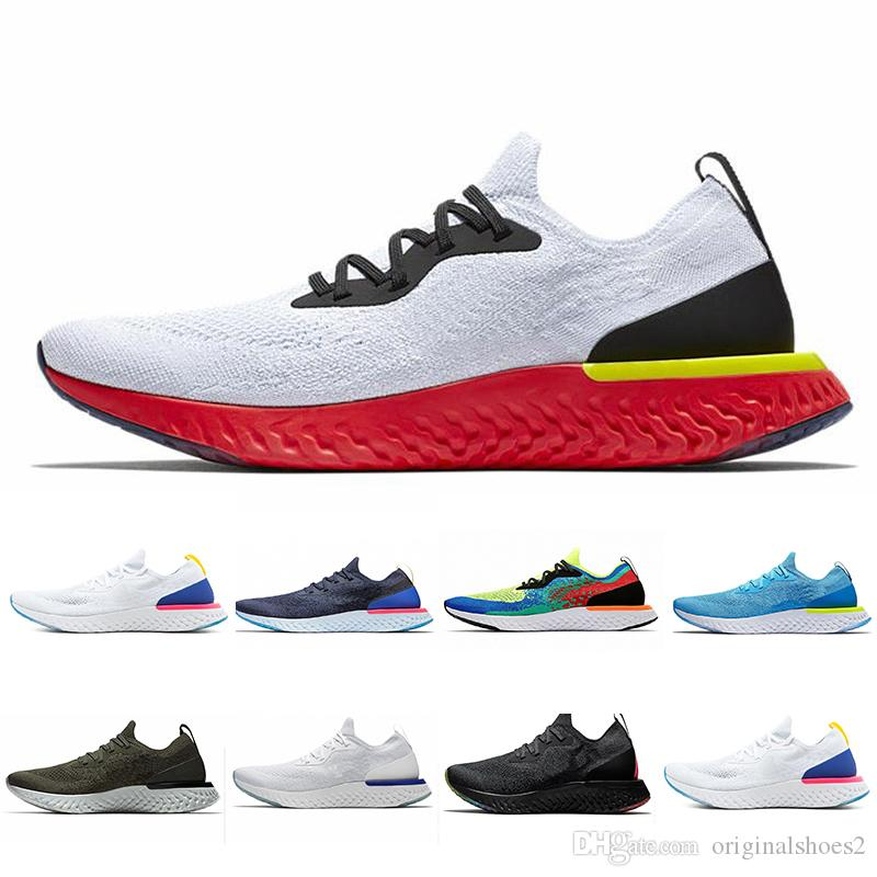618ff42c18da Epic React Running Shoes Men Women Instant Go Fly Air Causal Mesh  Breathable Sport Athletic Trains Shoe Jogging Shoes Sale Shoes From  Originalshoes2