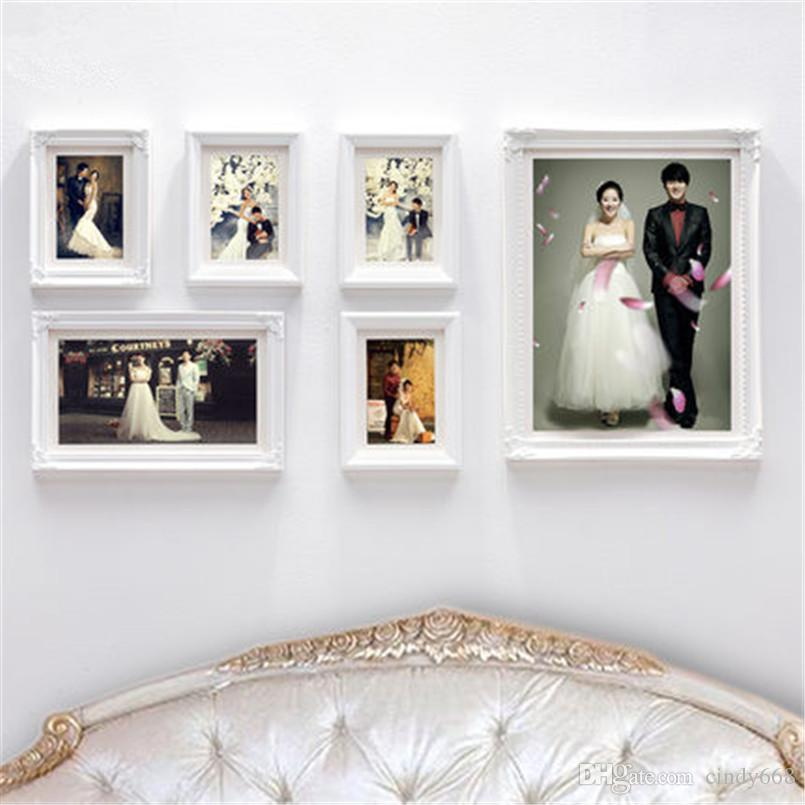 2018 Wall Collage Frames 2016 Multi Frame Wood Baby Picture Home ...
