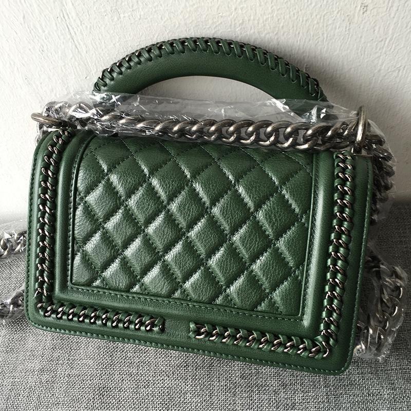 9cbd22bc2bfa 2018 Vintage Handbags Salzburg Le Boy Women Bags Designer Handbags Wallets  For Women Fashion Sheepskin Leather Chain Bag Lady Shoulder Bags Shoulder  Bags ...