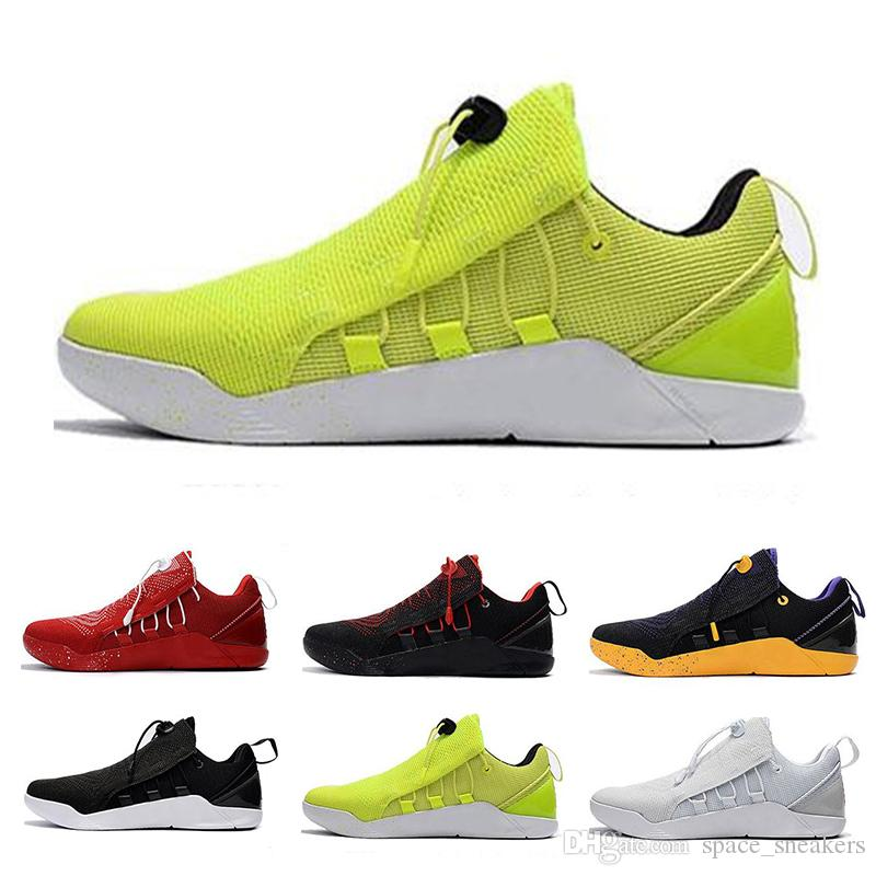 2018 High Quality KB 11 Elite Men Casual Shoes 11 Red Horse Oreo shoe KB 11 With Box free shipping original AZzTdk9