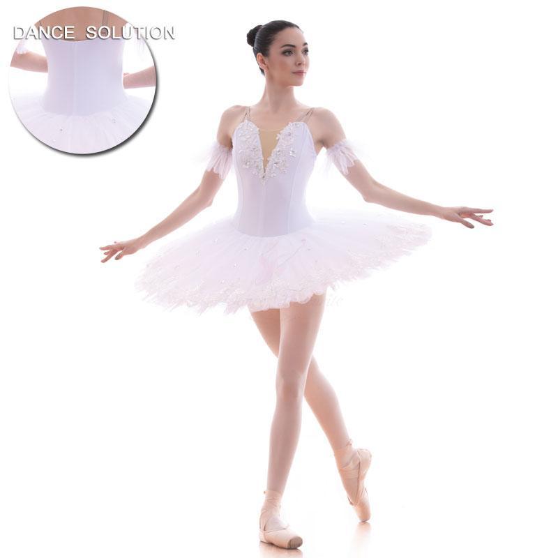 Stage & Dance Wear Motivated Ballet Dress For Children Leotard Children Dance Clothes Female New Professional Stage Performances Ballet Costume Cute Tutu