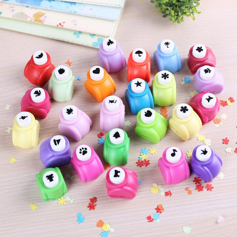 2018 Mini Hole Punch Printing Paper Punches For Scrapbooking