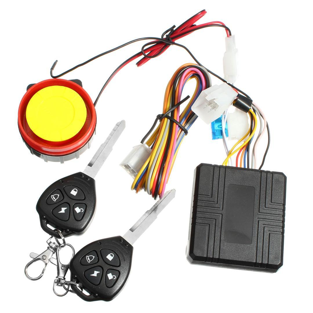 2018 Motorcycle Theft Protection Remote Activation Motorbike Alarm Wiring Supplies Accessories With Control Key From Bdauto 2773