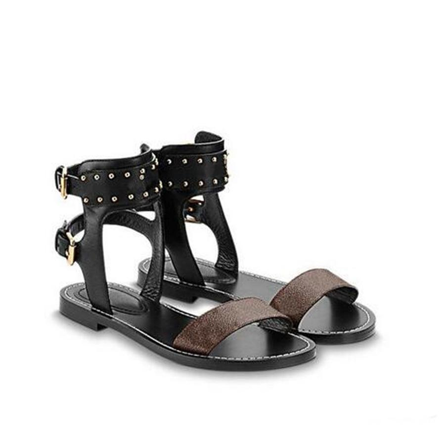 The latest woman's sandals, flat bottomed drilling, and free delivery of shoes. 2018