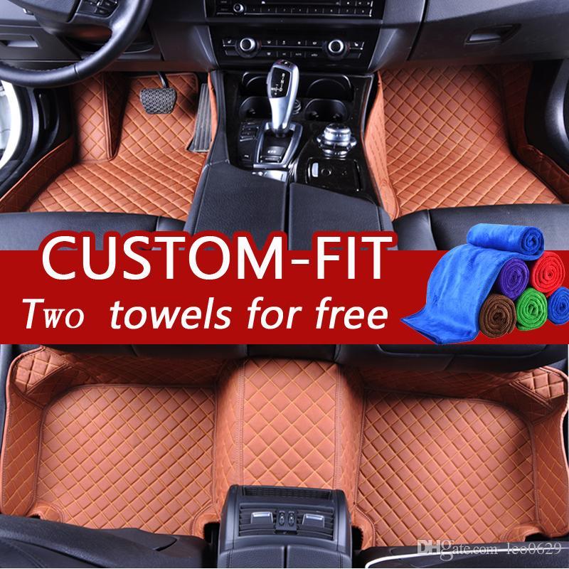 2019 Wholesale Custom Car Floor Mats Foropel Insignia Floor Mats